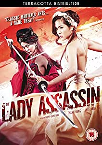 The Lady Assassin [DVD]