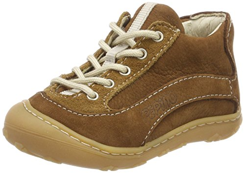 RICOSTA Unisex-Kinder Marti Oxfords, Braun (Curry/Ahorn), 23 EU -