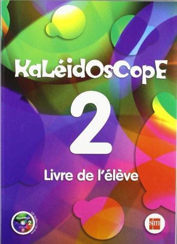 Kaleidoscope 2. Livre de l'élève - 9788467535532 por Equipo de Idiomas de Ediciones SM