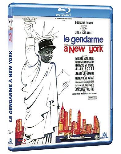 Bild von Le gendarme à new york [Blu-ray] [FR Import]