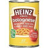 Heinz Spaghetti Bolognaise (400G)