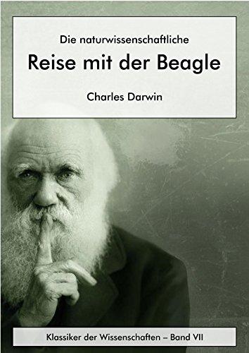 Buchseite und Rezensionen zu 'Die naturwissenschaftliche Reise mit der Beagle' von Charles Darwin