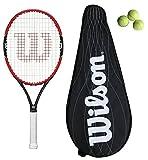 Wilson Pro Staff - 25-Raquette de Tennis Junior - 3 balles RRP