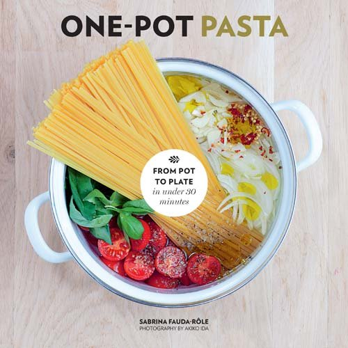 One-Pot Pasta por Sabrina Fauda-role