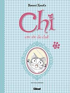 Chi - Une vie de chat Grand format Tome 6