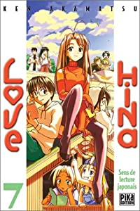 Love Hina Edition simple Tome 7