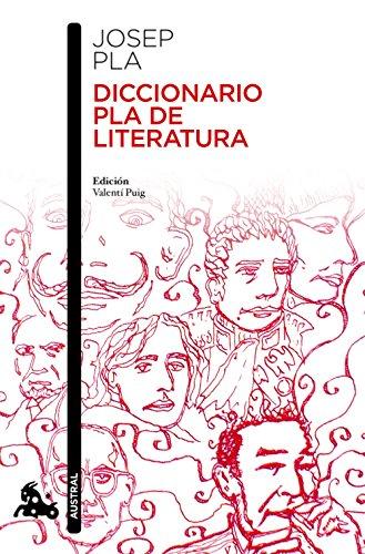 Diccionario Pla de literatura (Humanidades)