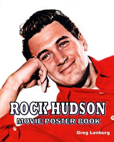 Rock Hudson Movie Poster Book - Hudson Movie Poster