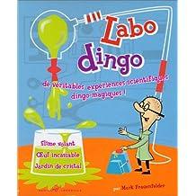 Labo Dingo : De véritables expériences scientifiques dingo-magiques