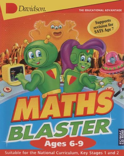 Maths Blaster Ages 6 - 9