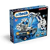 Eitech 00011 - Juego de construcción de metal (en alemán), diseño de vehículos de 3 ruedas