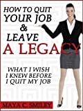 Best Wishes New Jobs - How To Quit Your Job And Leave A Review