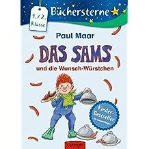 Das Sams und die Wunsch-Würstchen (Büchersterne)