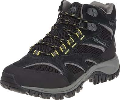 Merrell Phoenix Mid Wtpf, Chaussures montantes homme - Noir (Black), 41 EU