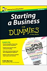 Starting a Business For Dummies - UK Paperback