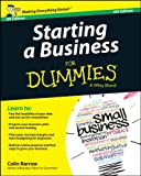Best Books For Starting A Businesses - Starting a Business for Dummies for Dummies 4E Review