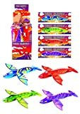 Image of Henbrandt 12x Dinosaur Gliders (4 Assorted Designs)