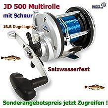 Lineaeffe JD 50 - Carrete para pescar
