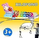 XYLOPHONE Spiel Baby HOLZ Komponieren FUN TOOL 850 662