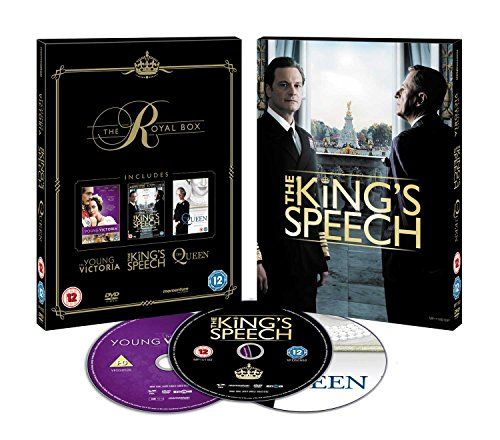 Bild von The Royal Box (The King's Speech/ The Queen/ Young Victoria) EU-Import