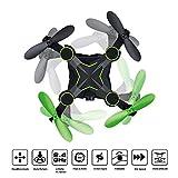 Gizmovine-901H-Mini-Drone-de-Bolsillo-Gyro-Plegable-de-6-Ejes-24-GHZ-Con-Funciones-de-Rollo-3D-Modo-sin-Cabeza-Mantenimiento-de-Altitud-Retorno-Automtinico