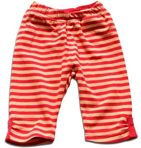 NAME IT Baby Mädchen Leggings Gemma, Größe:56, Farbe:Koralle -
