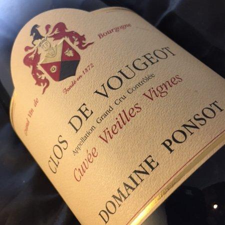 Domaine Ponsot Clos Vougeot 2008 magnum