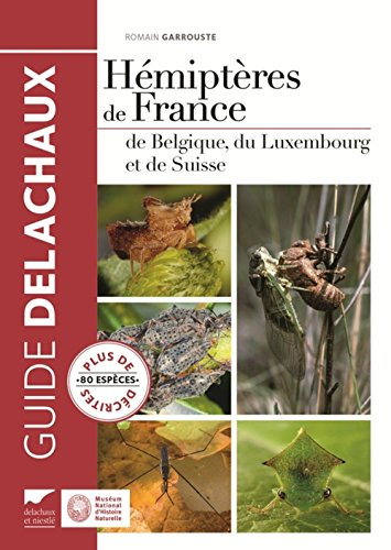 Hémiptères de France. de Belgique, du Luxembourg et de Suisse par Romain Garrouste
