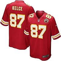 87 Travis Kelce Trikot Kansas City Chiefs Jersey American Football Trikot Mens