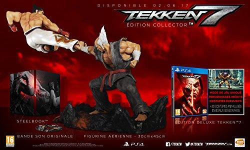Tekken 7 Edición Coleccionista