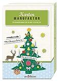 Weihnachts-Kartenmanufaktur: Weihnachtskarten selbst gestalten