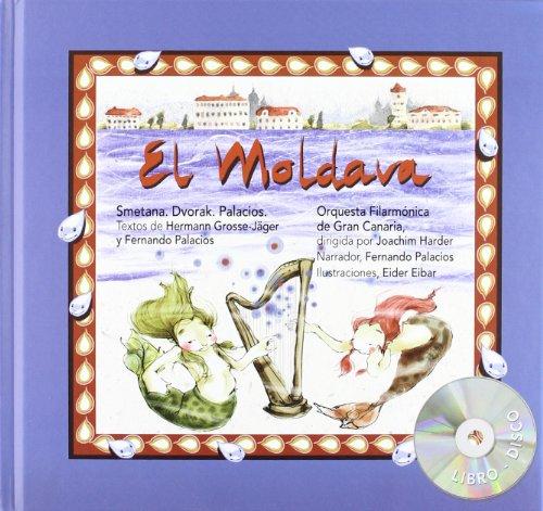 Moldava,el (+ CD ) -La Mota De Polvo (La Mota De Polvo/ The Dust Speck) por Hermann Grosse-Jäger