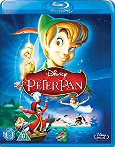 Peter Pan (1953) [Blu-ray] [Region Free]