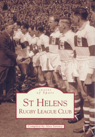 St Helens Rugby League Club (Images of Sport) por Alex Service