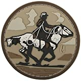 Maxpedition Cowboy (Arid) Moral Patch