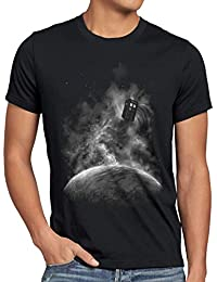 style3 Space Who T-Shirt Herren dr. doctor police box time tv