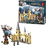 YK GAME Harry Potter Hogwarts Whomping Willow Spielzeug Wizarding World Fan Geschenk,A