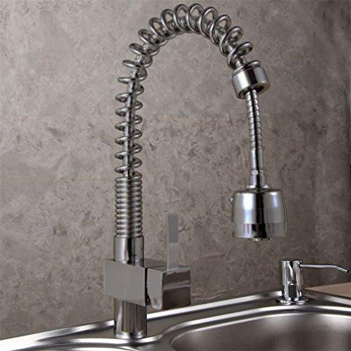 acciaio-spazzolato-rubinetto-da-lavello-cucina-con-molla-collo-tira-fuori-tubo-spray-testa