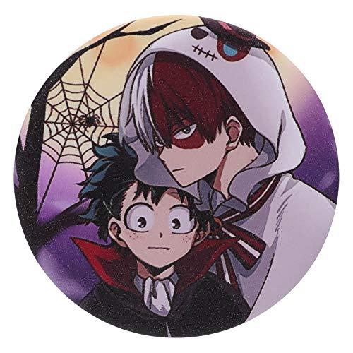 SGOT Abzeichen Hot Anime My Hero Academia Cosplay Cartoon Weißblech Brosche Pins Sammlung Taschen Abzeichen für Rucksäcke Taste Kleidung( H12)