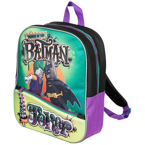 be29f0a8d725 LEGO Batman Movie Batman vs Joker Backpack — Euphoria Mall