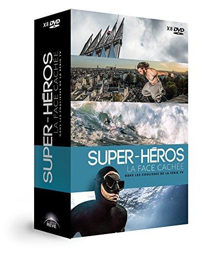 super-heros-la-face-cachee-8-dvd-edizione-francia