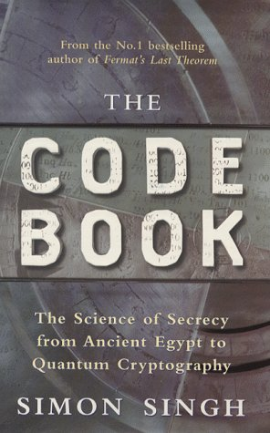 The Code Book: The Science of Secrecy from Ancient Egypt to Quantum Cryptography par Simon Singh