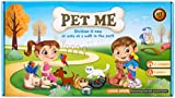 PET ME multiplication and division board game STEM Toy Maths resource for 8 years and up