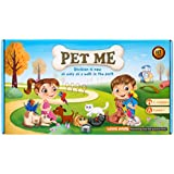 PET ME Educational Math Board Game For Kids To Master Division