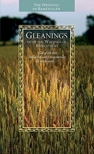 Gleanings from the Writings of Baha'u'llah por Baha'U'Llah