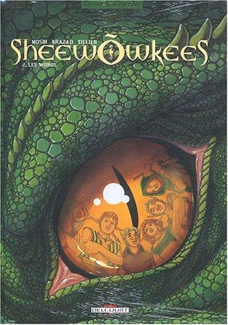 Coffret Terres de Légendes, numéro 4, tomes 1 et 2 : Les 4 princes de Ganahan - Sheewowkees (+ Lot cartes de légendes)