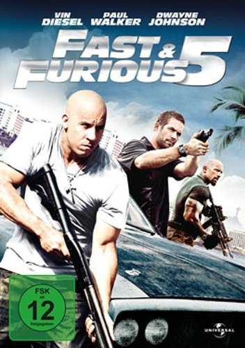 fast and furious dvd box Fast & Furious 5