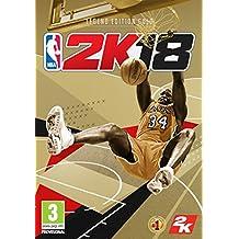 NBA 2K18 - Édition Gold [Code Jeu PC - Steam]