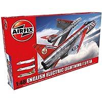 Airfix - Ai09179 - English Electric Lightning F1/f1a/f2/f3 - 153 Pièces - Échelle 1/48