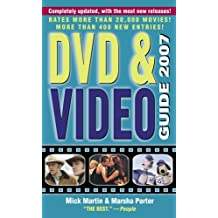 DVD & Video Guide 2007 (DVD & Video Guide (Quality Paper))